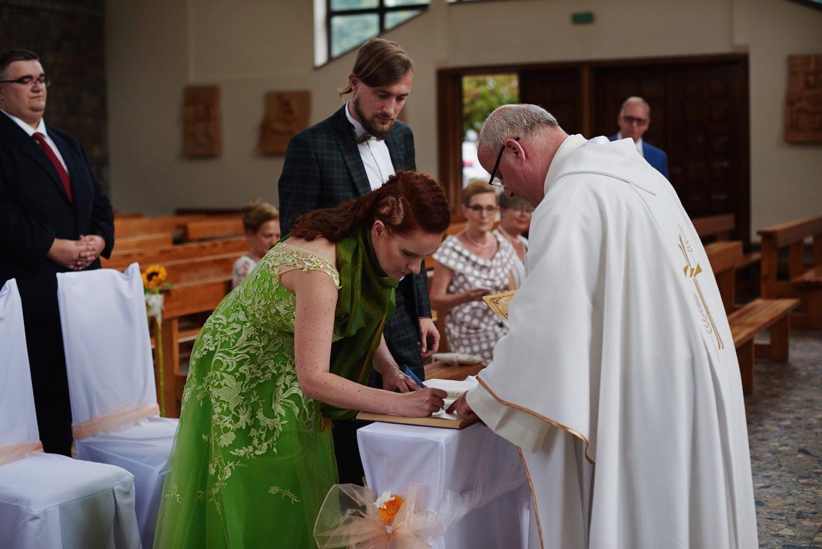 Bezalkoholowe wesele w lesie | Pomorskie | Chatka Gołębiewo 21