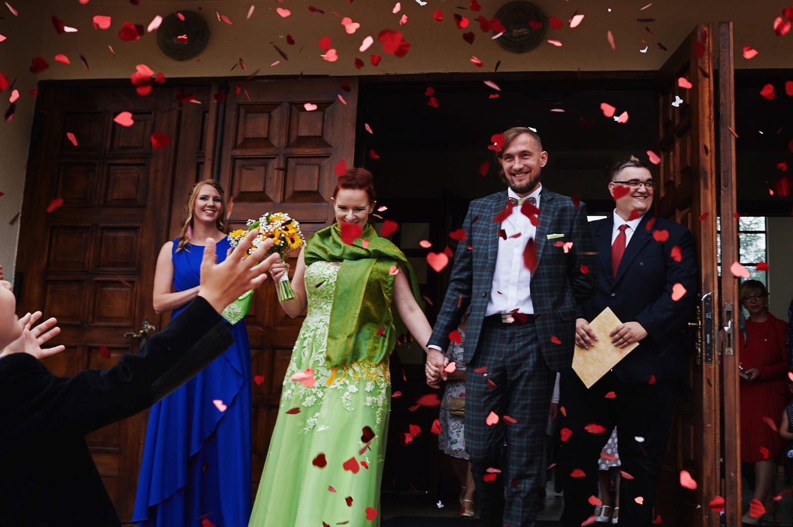 Bezalkoholowe wesele w lesie | Pomorskie | Chatka Gołębiewo 22