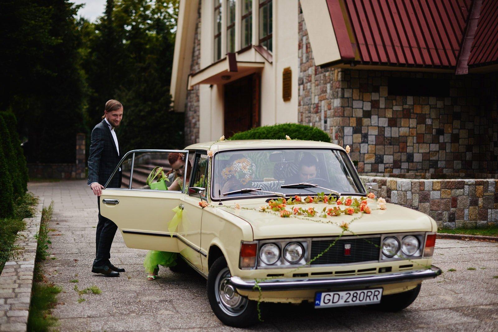 Bezalkoholowe wesele w lesie | Pomorskie | Chatka Gołębiewo 24