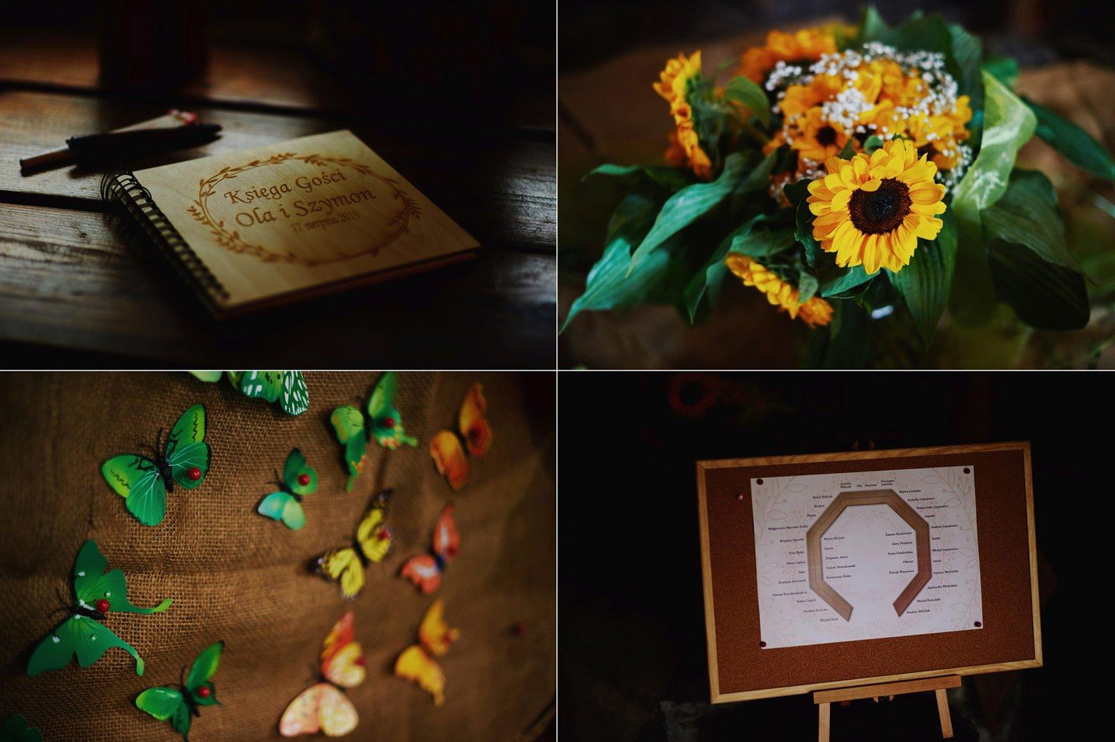 Bezalkoholowe wesele w lesie | Pomorskie | Chatka Gołębiewo 28