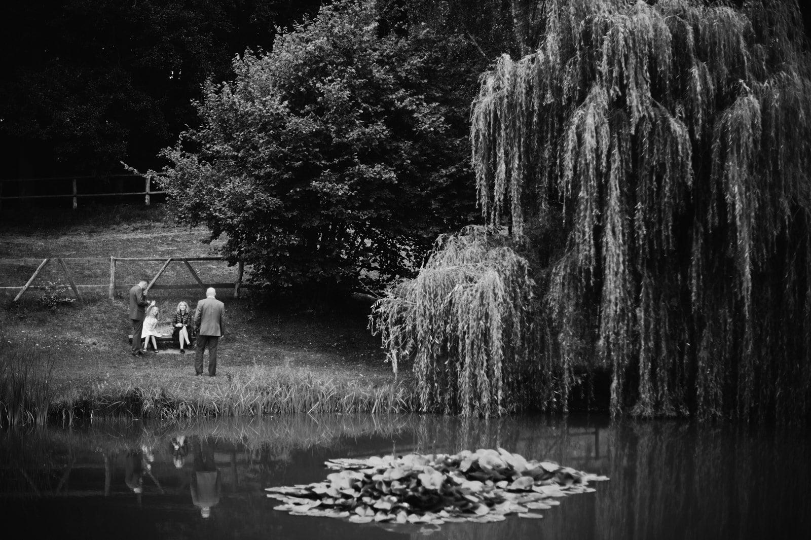 Bezalkoholowe wesele w lesie | Pomorskie | Chatka Gołębiewo 34