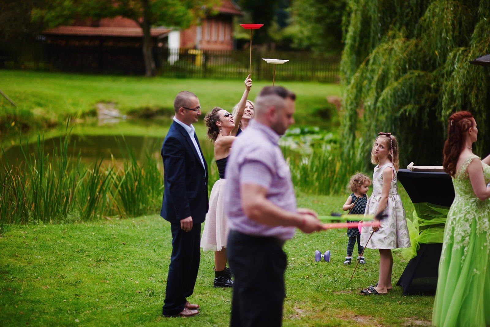 Bezalkoholowe wesele w lesie | Pomorskie | Chatka Gołębiewo 38