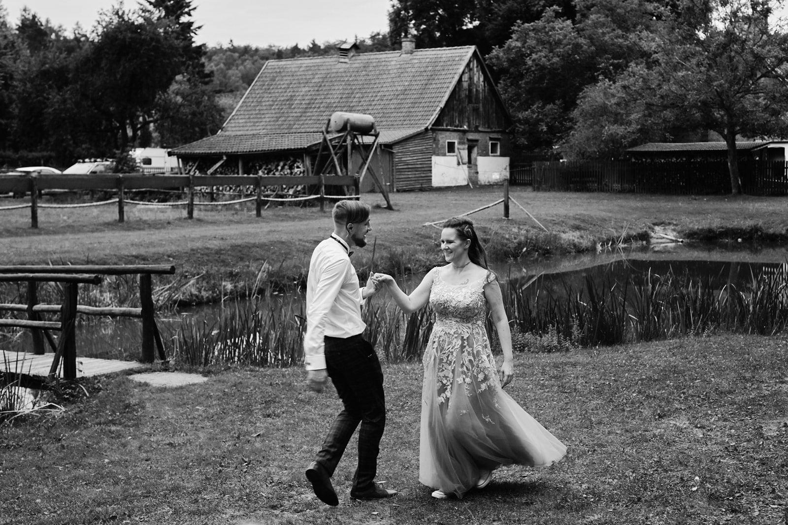 Bezalkoholowe wesele w lesie | Pomorskie | Chatka Gołębiewo 44