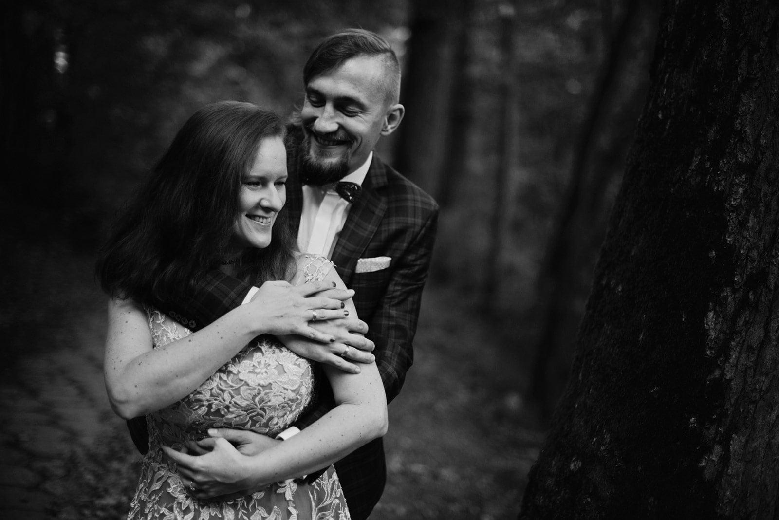 Bezalkoholowe wesele w lesie | Pomorskie | Chatka Gołębiewo 81