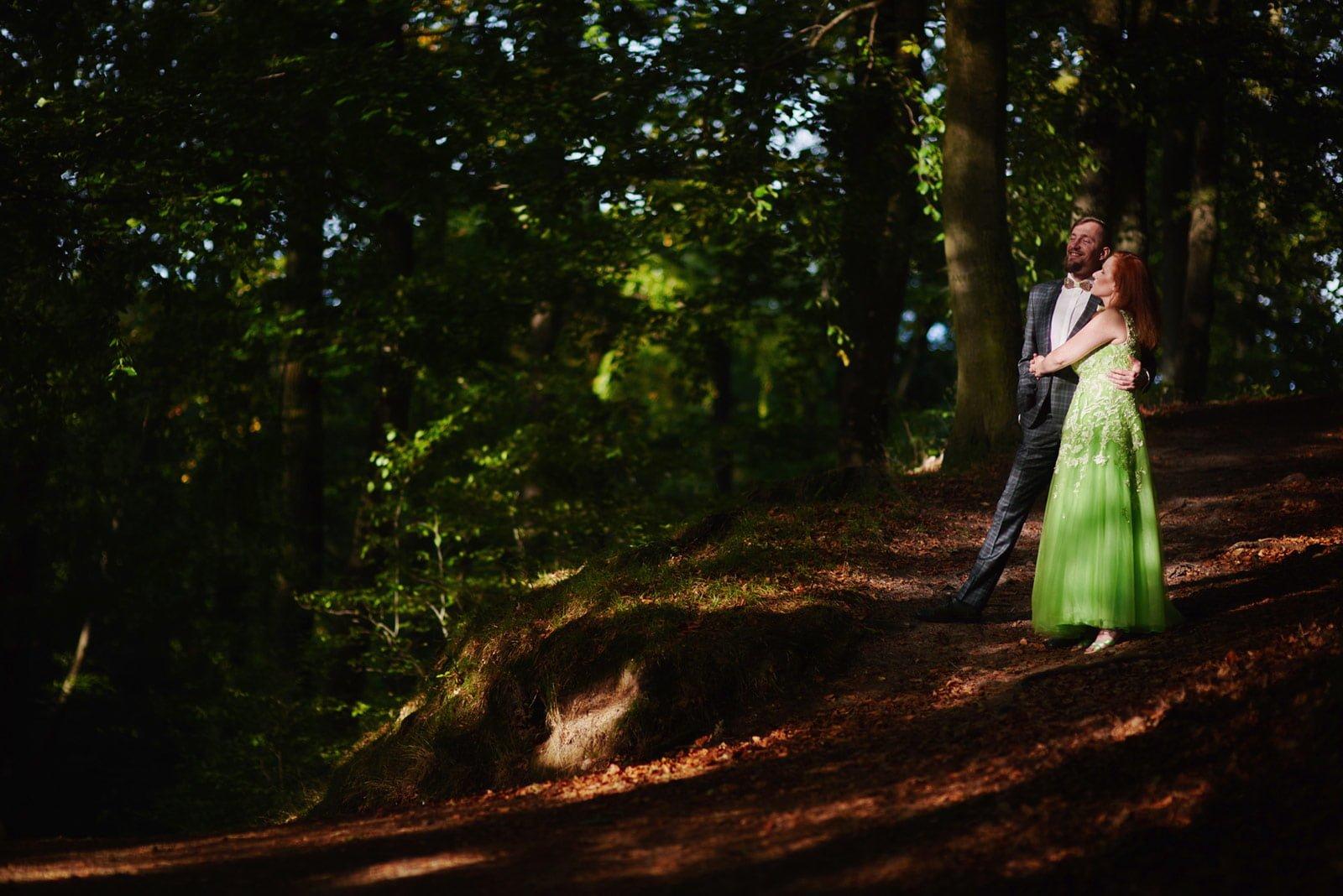 Bezalkoholowe wesele w lesie | Pomorskie | Chatka Gołębiewo 52